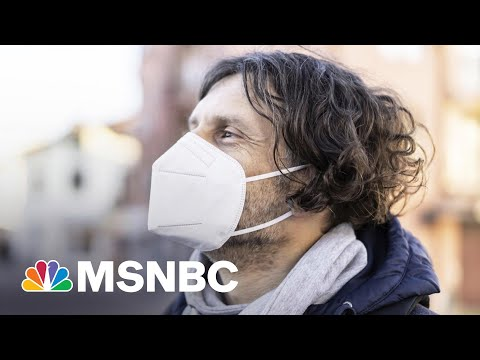 Do You Really Still Need To Wear A Mask If You're Outside?   The 11th Hour   MSNBC