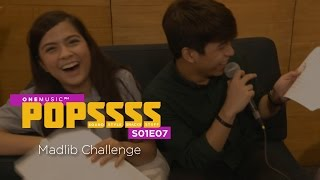 Madlib Challenge with Alexa & Nash | ONE MUSIC POPSSSS S01E07
