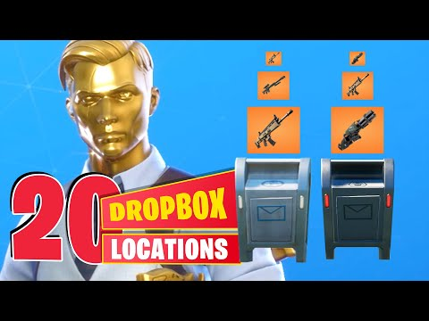 Unlocking Midas Ghost Shadow All Dropbox Locations Deliver
