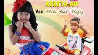 KERETA API- LAGU ANAK TERBARU-MARINDA RECORD