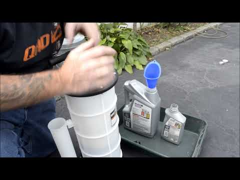 Harbor Freight Manual Fluid Extractor