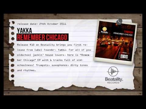 Yakka - Old Gold (Original Mix) (Beatality Records)