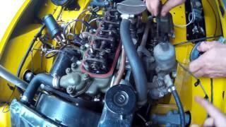 1965 Austin Healey Sprite Engine Tune