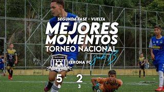 ARCO ZARAGOZA 5 - 2 Verona   MEJORES MOMENTOS   Torneo Nacional sub 13 Segunda fase (vuelta)
