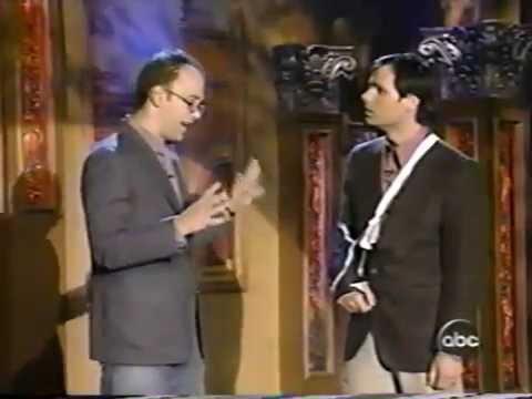David Wain and Michael Ian Black on Jimmy Kimmel Live 2004