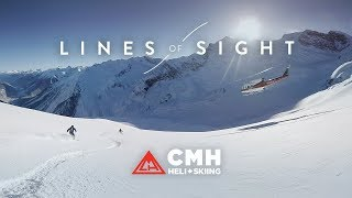 Lines Of Sight - A Guided Virtual Reality Experience