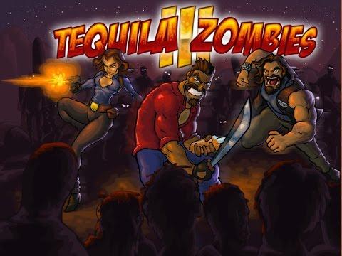 Игра Текила зомби 1 - играть онлайн