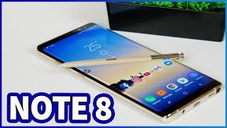 Galaxy Note 8, un MOSTRO di potenza! - RECENSIONE