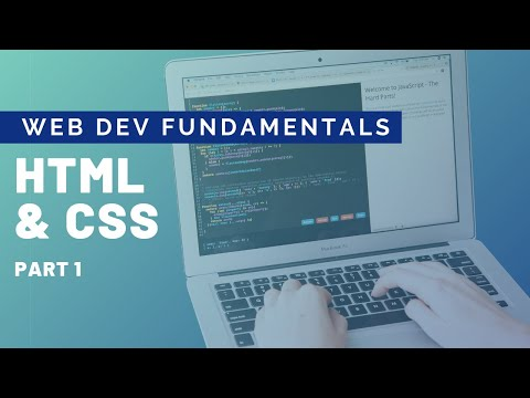 Web Development Fundamentals: HTML & CSS - Part 1