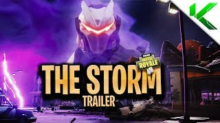 THE STORM TRAILER | New Fortnite Battle Royale Series | COMING SOON