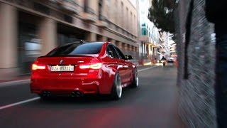 Hamann BMW M3 Coupe E92 Videos