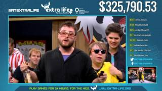 Rooster Teeth Extra Life 2015 Stream Hour 20