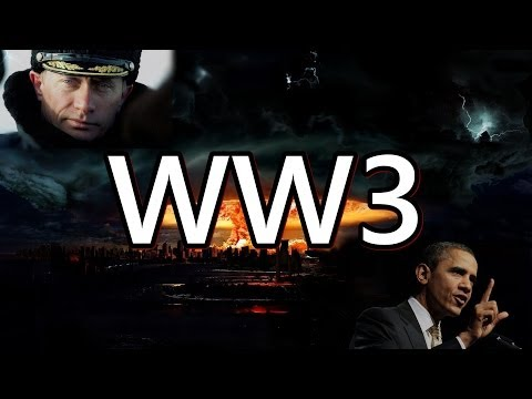 MUST SEE! World War 3 is upon us!