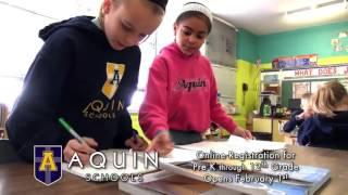 Aquin Catholic Schools 2016 Image Final Version Revised