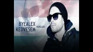 ByeAlex - Kedvesem (Karaoke version) - Eurovision 2013 Hungary