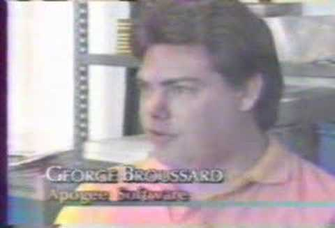 Apogee / id Software TV Interview - 1992