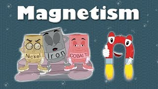 Magnetism for Kids | #aumsum #kids #education #science #learn