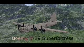 LEGO Boeing B-29 Superfortress