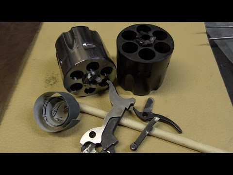 Slicking Up Your Single-Action Revolver - Cylinder And Timing