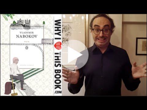 Gary Shteyngart over Pnin - Vladimir Nabokov