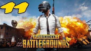 The FGN Crew Plays: PlayerUnknown's Battlegrounds #11 - Winner Winner Chicken Dinner (PC)