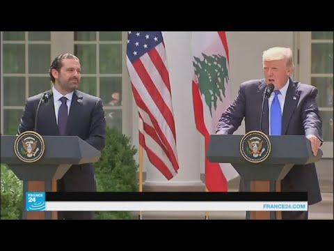 حزب الله في صلب الموضوعات التي ناقشها الحريري مع ترامب