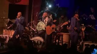 """Tony Toni Tone performing Lay Your Head on my Pillow / Just Me and You"""" live @ Yoshi's 12/13/19"""