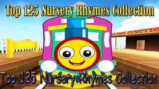 Rhymes for children -Top 125 Nursery Rhymes Collection For Children - Biggest Rhymes Collection
