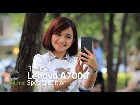 Lenovo A7000 Special Edition (K3 Note) - Review Indonesia