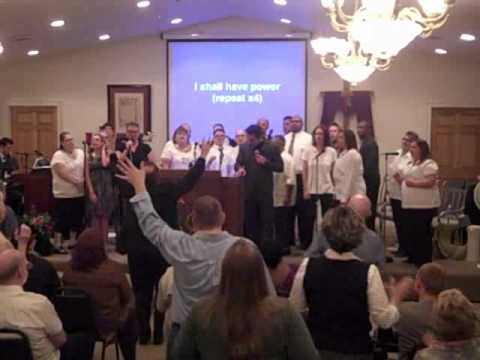 MSQ 2010 Choir - Baptize Me Jesus