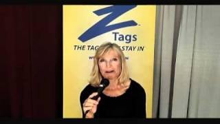 Lynette's Z Tags Testimonial From 2010 World Dairy Expo