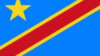 Flag of the Democratic Republic of the Congo (Zaire)