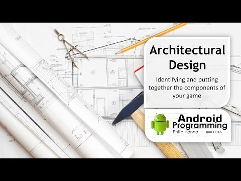 Android Game Development - Week 7 – Architectural Design