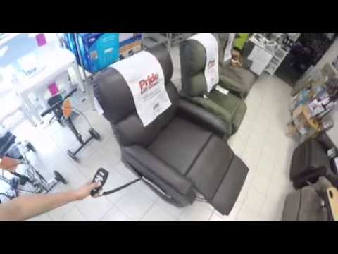 Ultra Leather Zero Gravity Recliner Lift Chair By Pride