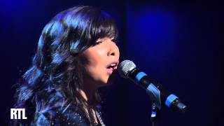 Repeat youtube video Indila - Love story en live dans le Grand Studio RTL - RTL - RTL
