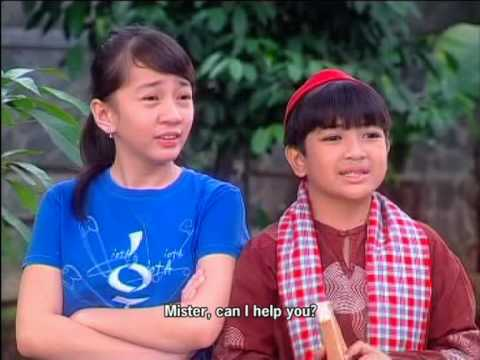 Entong ~ Weekly Indonesian Children Serial Soap - with English subles