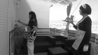 Anuncio Titanlux Lola Flores (Parodia)