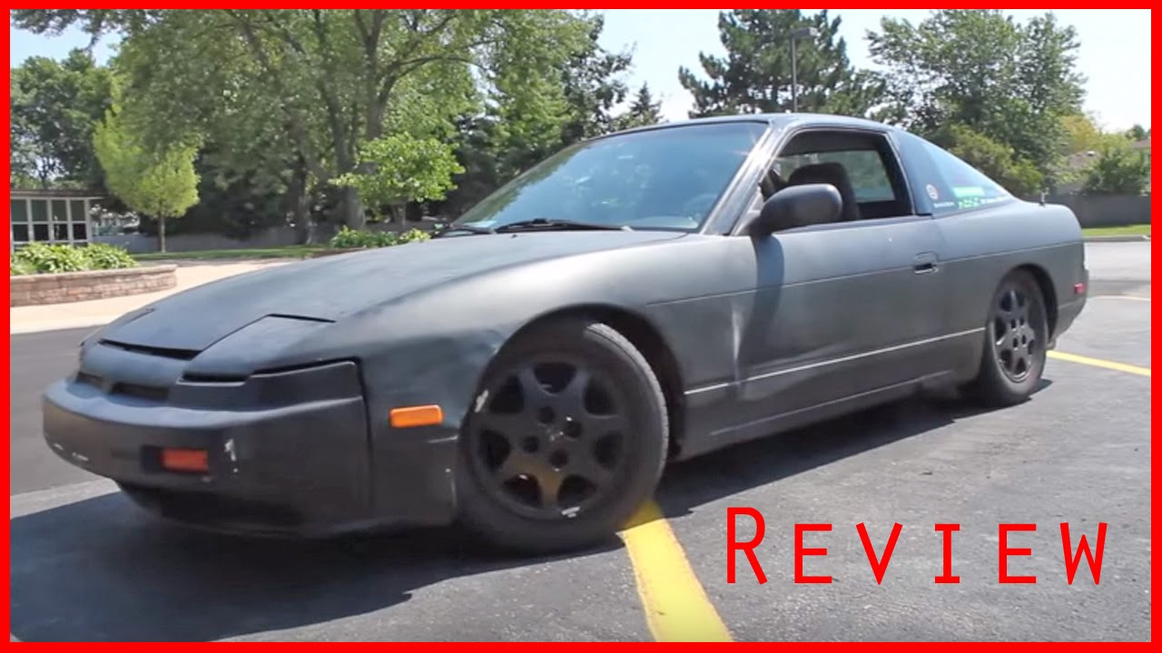 1991 Nissan 240sx Review - YouTube