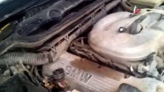 BMW won't start. БМВ не заводится(, 2016-05-22T19:18:08.000Z)