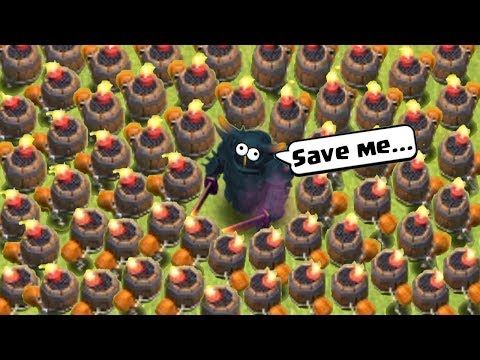 ULTIMATE Clash of Clans Funny Moments Montage | 50,000 Subscribers Special |
