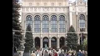 Будапешт - Один из самых красивых городов мира(Достопримечательности Будапешта. Часть первая. (видео создано специально для сайта itomash.ucoz.com), 2014-05-23T12:08:39.000Z)