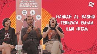 Hannah Al Rashid, Ario Bayu, Sheila Dara Cerita Film Ratu Ilmu Hitam - BookMyShow Indonesia