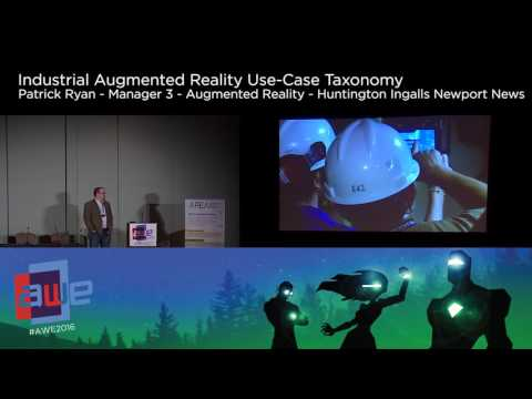 Patrick Ryan Huntington Ingalls Newport News Industrial AR Use-Case Taxonomy