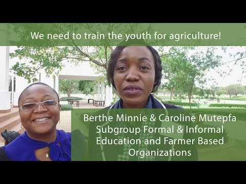 Agribusiness Working Group - What's been discussed in Pretoria?