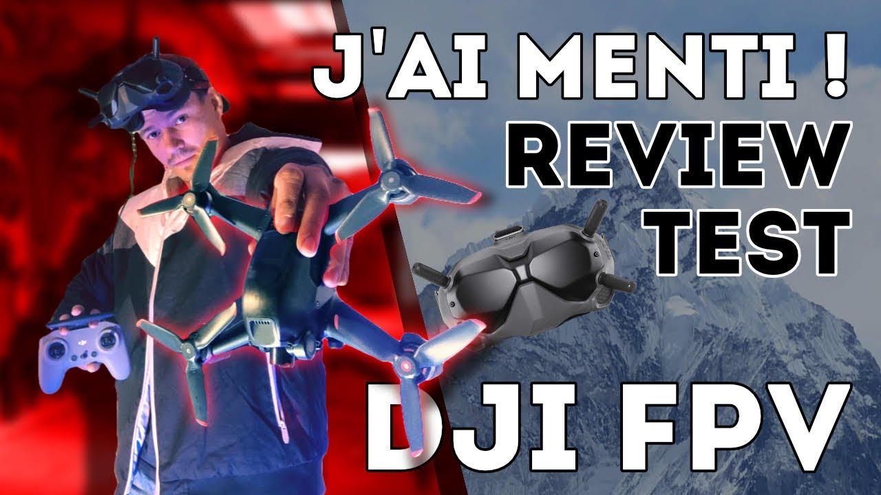 Download TEST du DRONE FPV DJI : Le MEILLEUR pour DÉBUTER ? (Review FR)