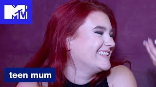 Megan's Night Out with Her Mates | Teen Mum (Season 1) | MTV