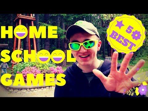 5 Best Homeschool Games - No Props Edition