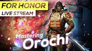 For Honor | Orochi PvP 1v1 2v2 4v4 & Dominion | Steel Giveaway