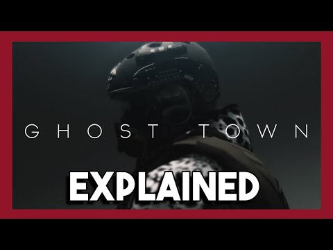 SCP: GHOST TOWN Explained... Kind of