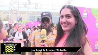 Kids Choice Sports Awards Interview with Jay Ajayi